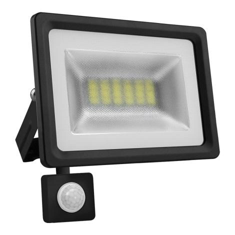 LED Reflektor se senzorem LED/10W/85-265V 3000K IP65