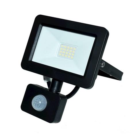 LED Reflektor se senzorem LED/20W/230V IP65 6000K
