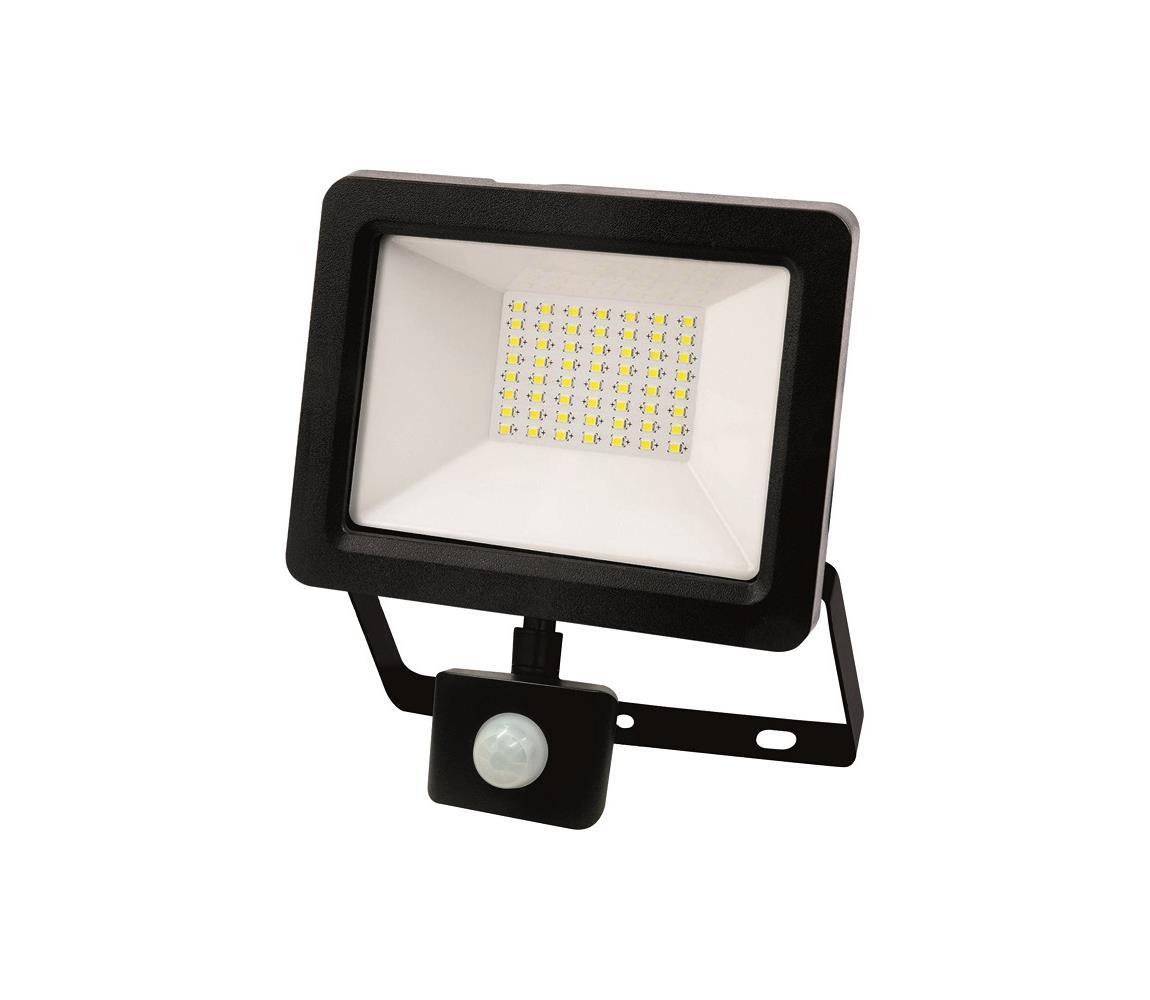 Polux LED reflektor se senzorem LED/30W/230V IP65 SA0326