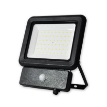 LED Reflektor se senzorem LED/50W/230V IP65 4000K