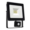 LED reflektor se senzorem NOCTIS LUX LED/20W/230V IP44