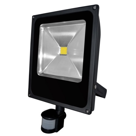 LED Reflektor se senzorem pohybu DAISY LED/50W/230V IP44