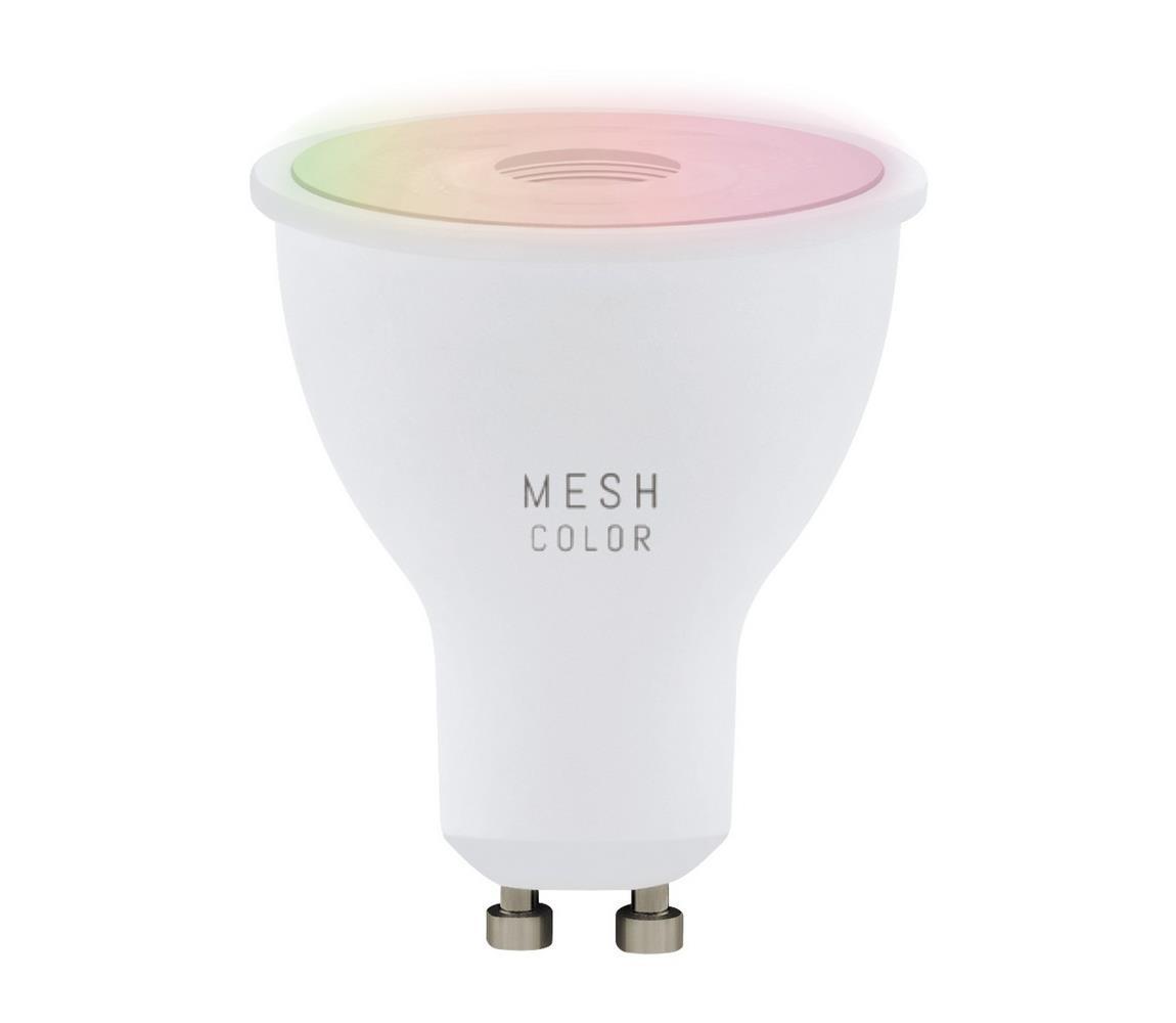 Eglo LED RGB Žárovka GU10/5W/230V 2700K-6500K - Eglo 11856 EG11856