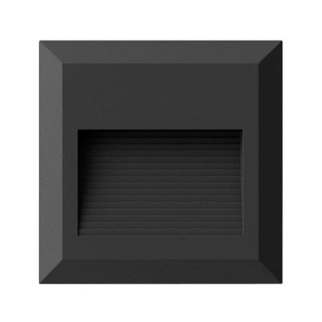 LED Schodišťové svítidlo 1xLED/2W/230V 4000K