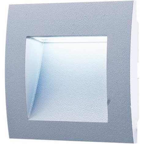 LED schodišťové svítidlo LED/1,5W/230V
