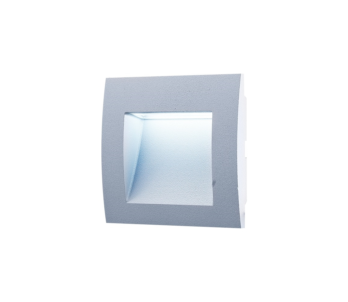 Greenlux LED schodišťové svítidlo LED/1,5W/230V IP65 GXLL002
