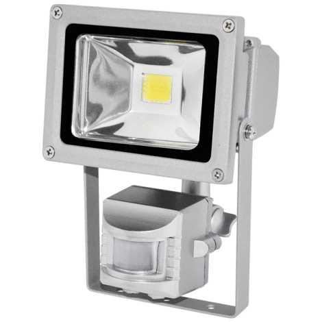 LED senzorový reflektor TOMI MCOB/10W - GXLS054