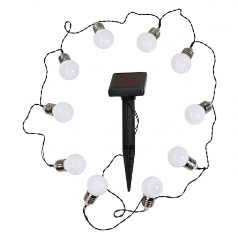 LED Solární dekorační svítidlo IP44