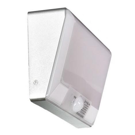 LED Solární nástěnné svítidlo se senzorem LED/2,2W/3,2V IP65