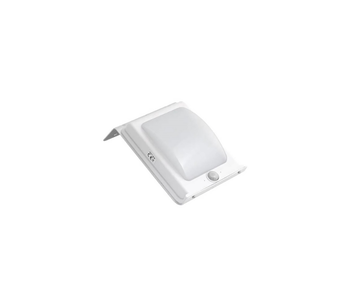 Hadex LED Solární svítidlo se senzorem 16xLED/3,7V