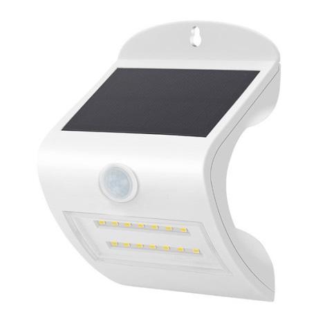 LED Solární svítidlo se senzorem LED/3W