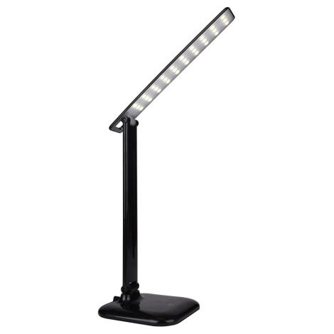LED Stmívatelná dotyková stolní lampa JOWI LED/9W/230V černá