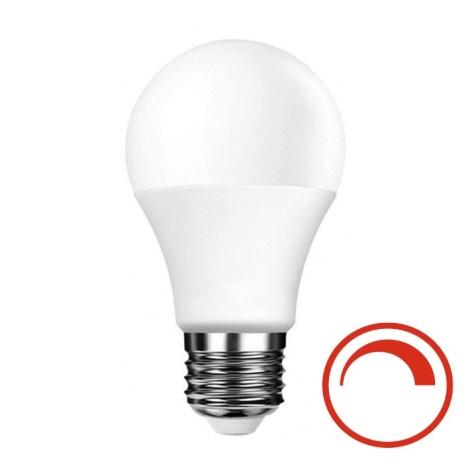 LED Stmívatelná žárovka A60 E27/9W/230V 2700K