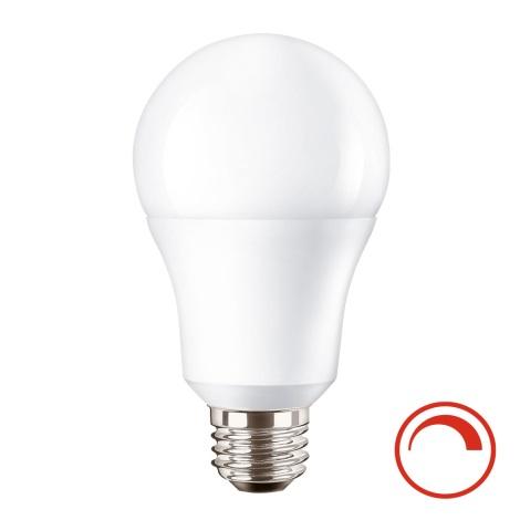 LED Stmívatelná žárovka E27/10W/230V - Philips Pila