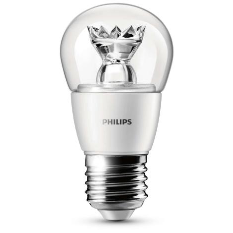 LED stmívatelná žárovka PHILIPS E27/3W/230V