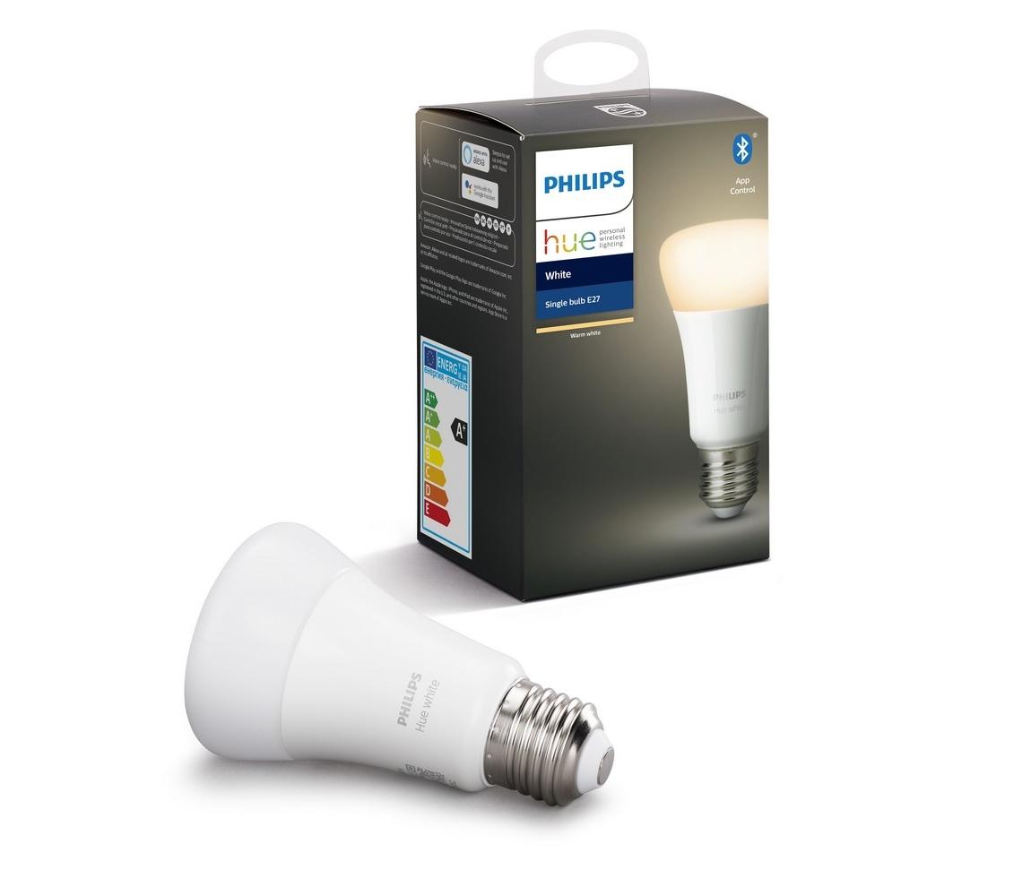Philips LED Stmívatelná žárovka Philips HUE WHITE E27/9W/230V 2700K