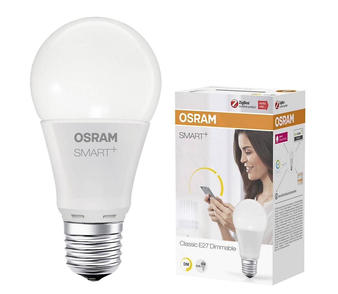 Osram LED Stmívatelná žárovka SMART A60 E27/8,5W/230V 2700K