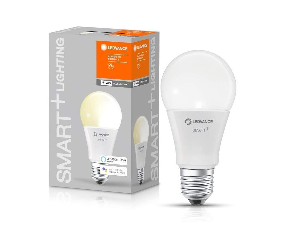 Ledvance LED Stmívatelná žárovka SMART+ E27/9W/230V 2700K
