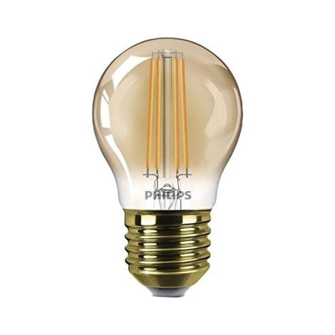 LED Stmívatelná žárovka VINTAGE  E27/5W/230V - Philips
