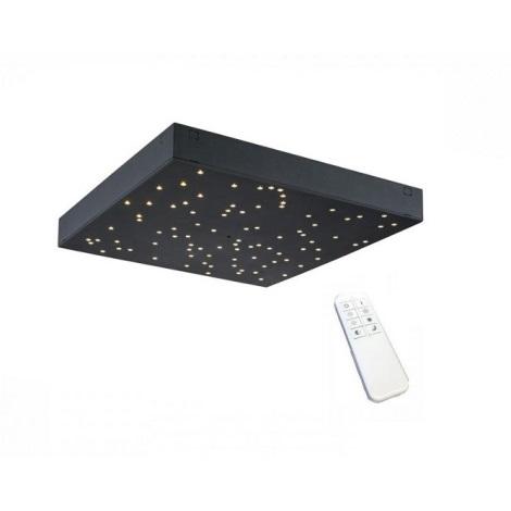 LED Stmívatelné stropní svítidlo 1xLED/8W/230V + dálkové ovládání