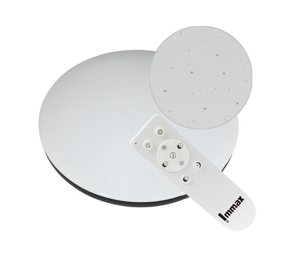 Immax LED Stmívatelné stropní svítidlo s dálkovým ovladačem LED/100W/230V 60 cm IM0081
