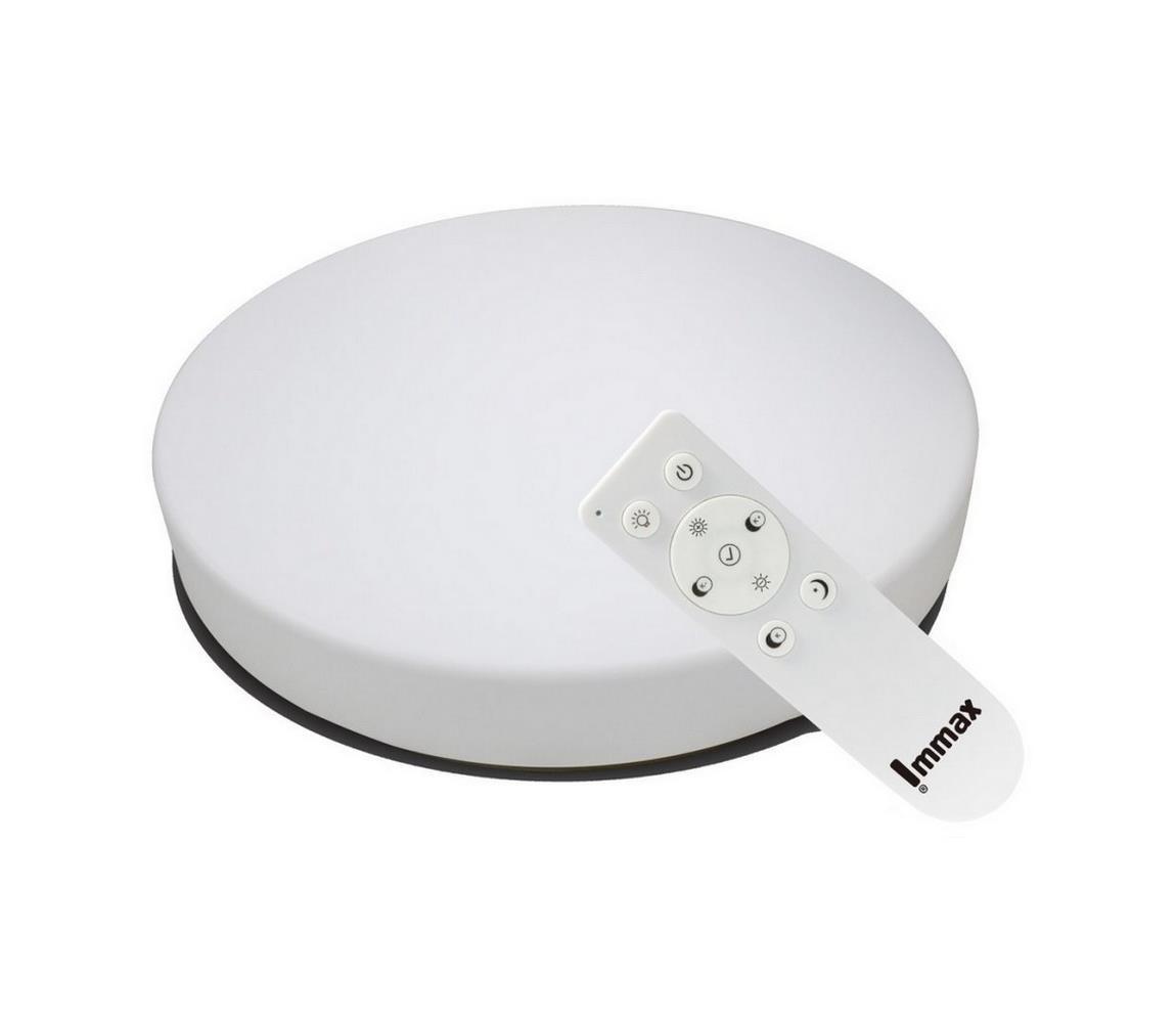 Immax LED Stmívatelné stropní svítidlo s dálkovým ovladačem LED/100W/230V 60 cm IM0082