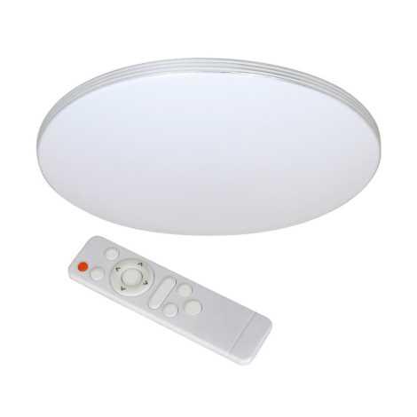 LED stmívatelné stropní svítidlo s dálkovým ovladačem SIENA LED/30W/230V