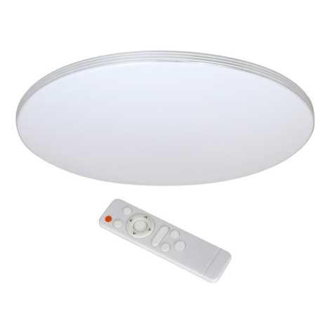 LED stmívatelné stropní svítidlo s dálkovým ovladačem SIENA LED/72W/230V