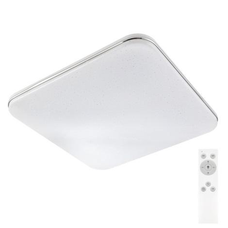 LED Stmívatelné stropní svítidlo SYRIUS na dálkové ovládání LED/36W/230V