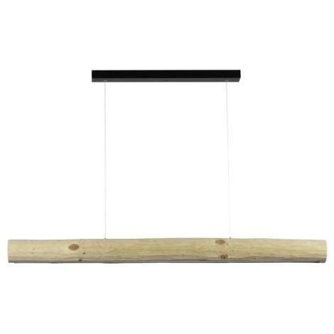 LED Stmívatelný lustr na lanku LUCAS LED/33W/230V
