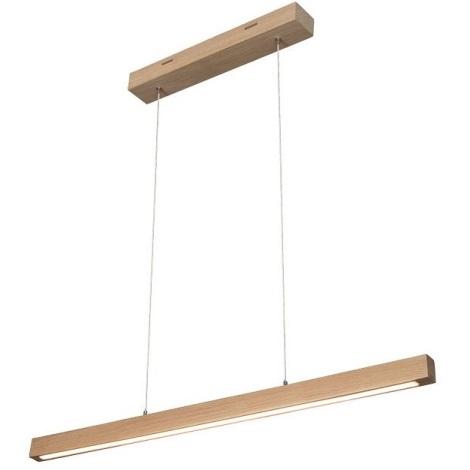 LED Stmívatelný lustr na lanku SMAL LED/12W/230V