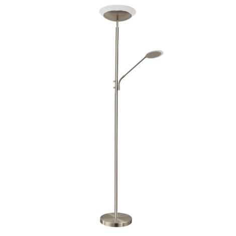 LED Stojací lampa 1xLED/15W, 1xLED/5W