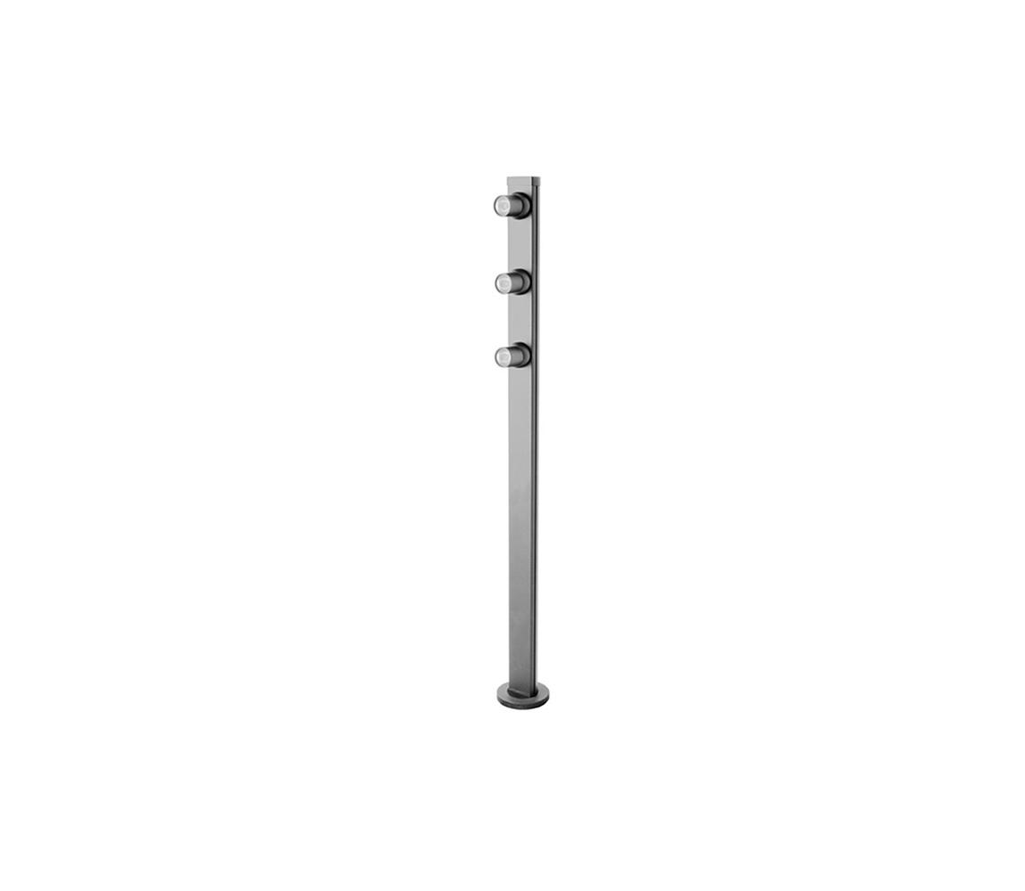 Panlux P2/NBT - LED Stojací lampa PICCO TRIO 3xLED/5,4W/500mA