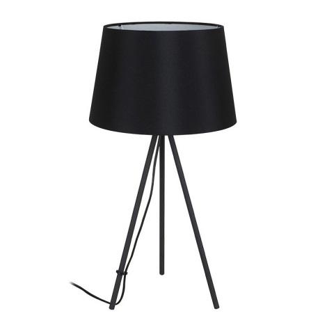 LED Stolní lampa 1xE27/10W/230V černá 56cm