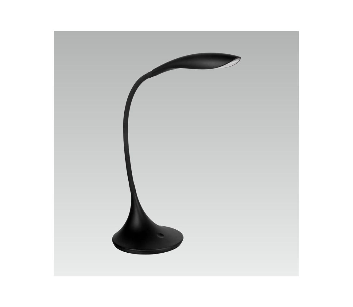 Prezent 63109 - SWAN LED stolní lampa 1xLED/5,5W/230V