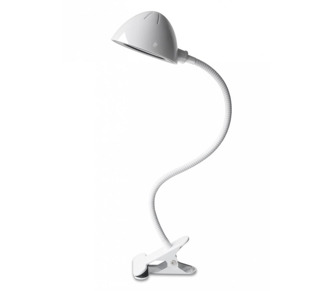 LEDKO LED stolní lampa s klipem LED/3W/5V LDK00469