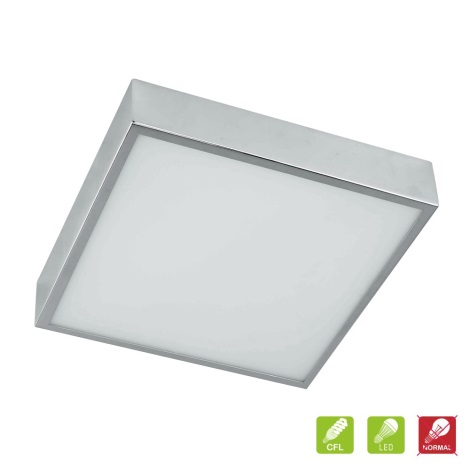 LED stropní koupelnové svítidlo FALCON 1xLED/18W/230V chrom