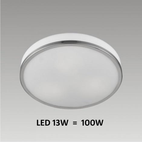 LED Stropní koupelnové svítidlo LINX 1xLED/13W