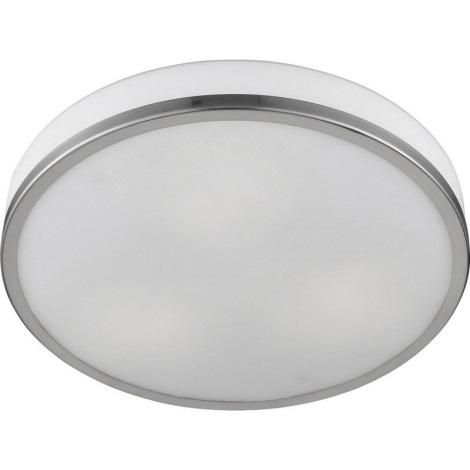 LED stropní koupelnové svítidlo LINX 1xLED/18W/230V chrom