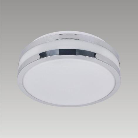 LED stropní koupelnové svítidlo NORD 1xLED/18W/230V chrom