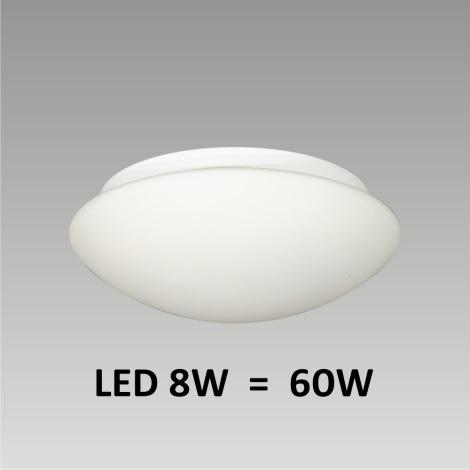 LED Stropní / nástěnné koupelnové svítidlo ASPEN 1xLED/8W