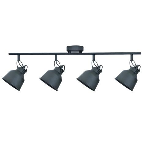 LED Stropní přisazené svítidlo 4xE14/8W/230V