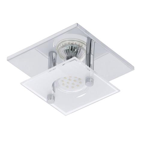 LED Stropní svítidlo CARVER 1xGU10/3W/230V