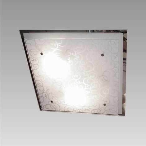 LED stropní svítidlo IKAROS 1xLED/12W/230V chrom