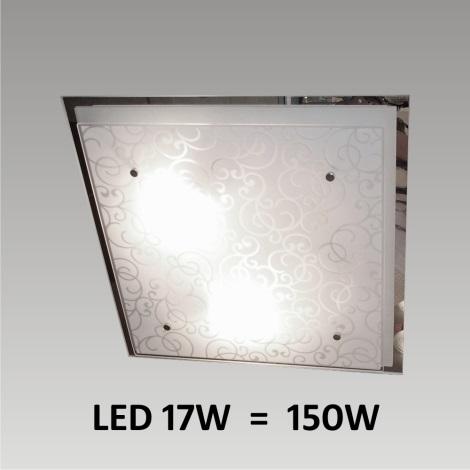 LED Stropní svítidlo IKAROS 1xLED/17W