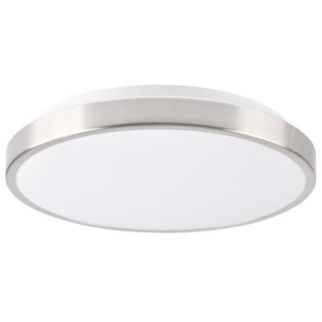 LED Stropní svítidlo KERN LED/15W/230V nikl