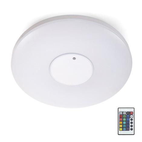LED stropní svítidlo LED-RGB/30W/230V