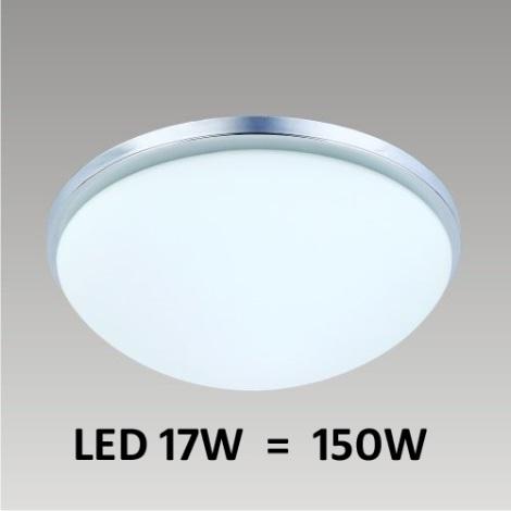 LED Stropní svítidlo PERI 1xLED/17W