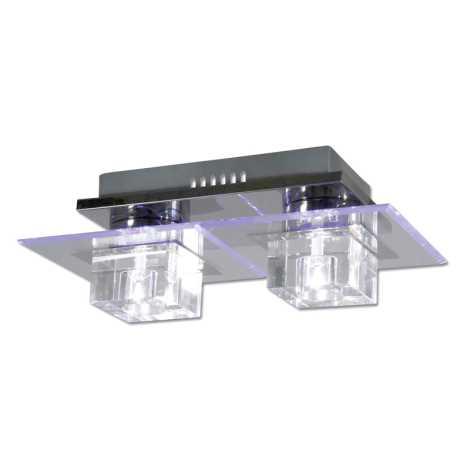 LED stropní svítidlo ROYAL 2xG4/20W + LED
