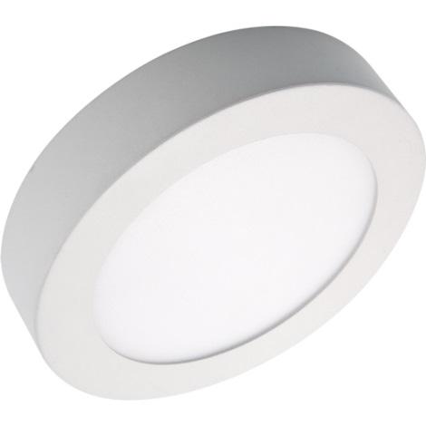 LED svítidlo LED90 FENIX-R silver 18W teplá bílá - GXDW036